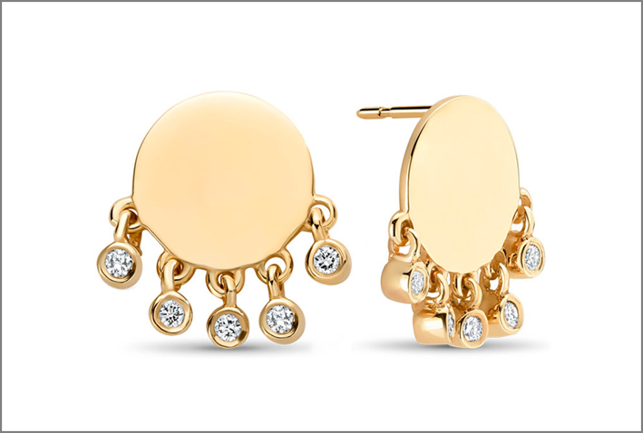 Ritani, orecchini della capsule collezione