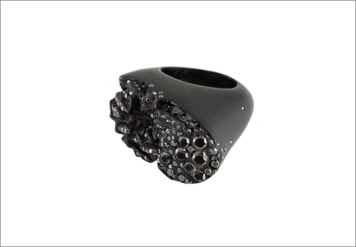 Tomfoolery Art Ring