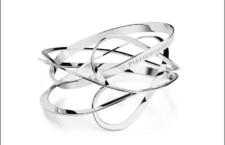 Pianegonda, bracciale in argento