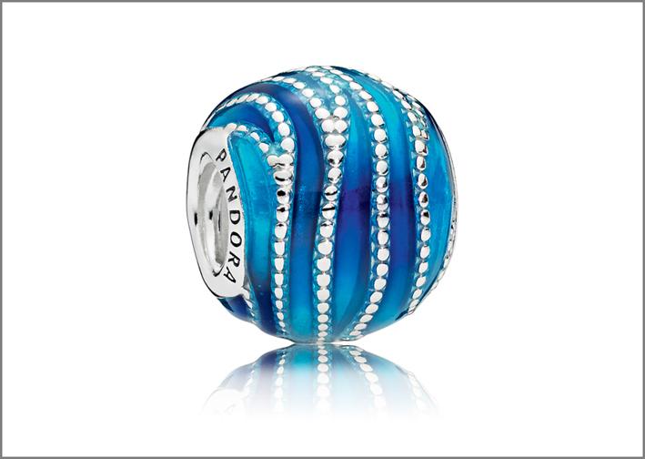 Pandora, charm della linea Aqua Heart