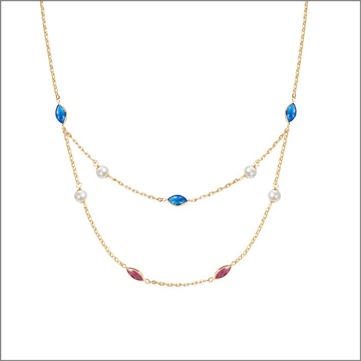 Bluespirit, collana della collezione Multicolor
