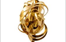 Frank Stella, anello in oro