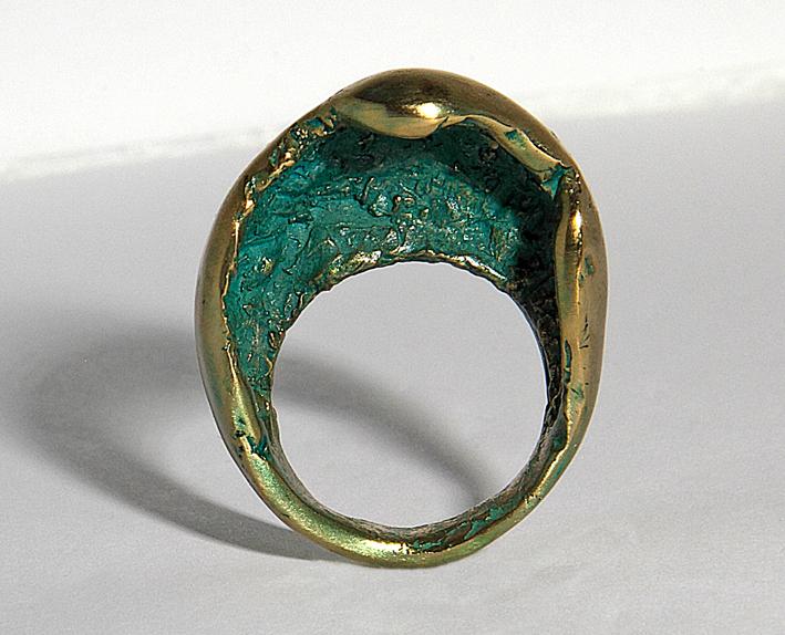 Mirella Gerosa, anello