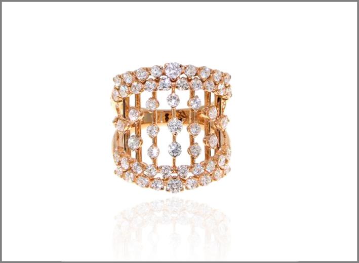 Casato, nuovo anello Maureen