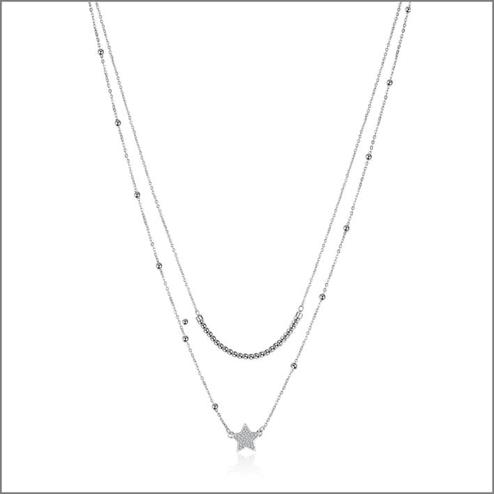 Collana della collezione Aurora