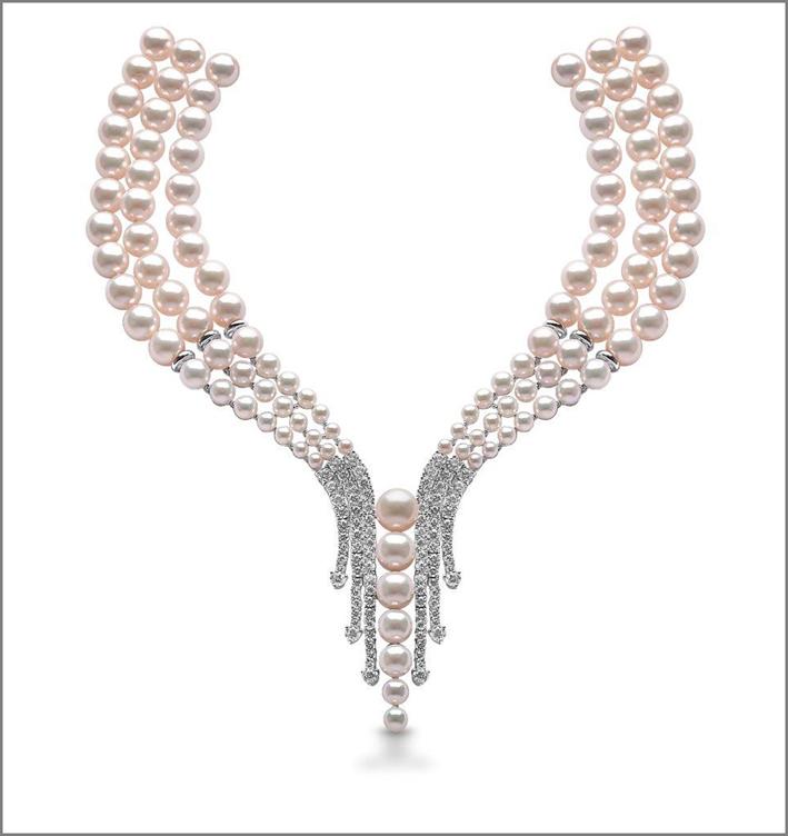 Collana della Royal Wedding Collection