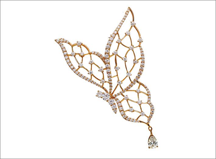 Leo Pizzo, collezione Light Wings