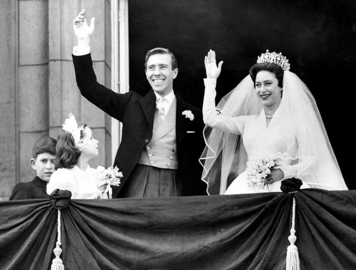 Matrimonio della principessa Margaret con Antony Armstrong Jones, 6 maggio 1960