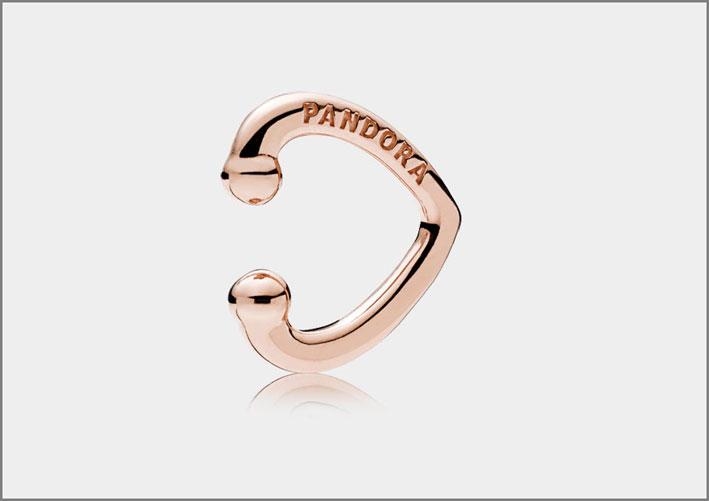 Ear cuff Pandora Rose