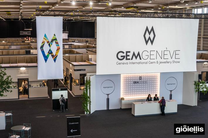 GemGenève, insieme di booths