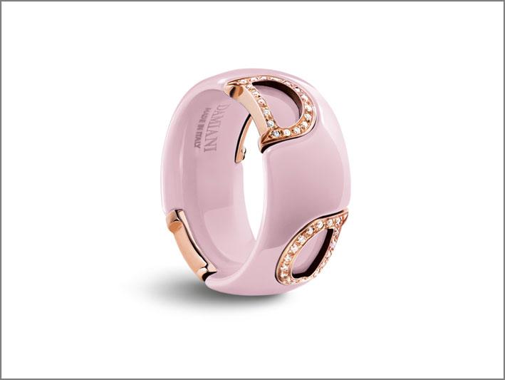 Damiani, anello della collezione D.Icon
