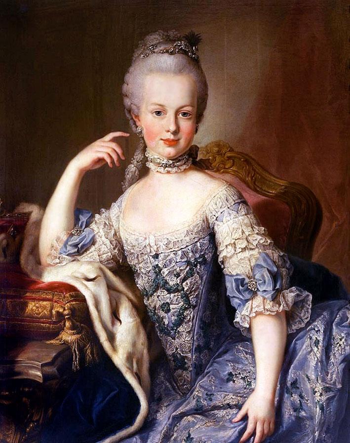 Ritratto di Maria Antonietta