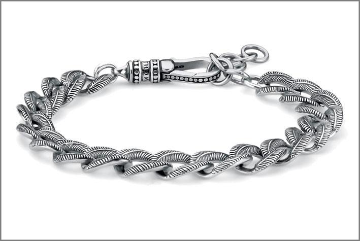 Thomas Sabo, bracciale in argento