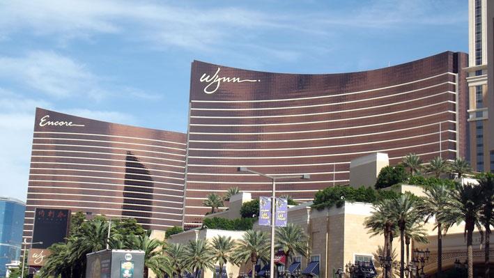 Wynn, Las Vegas, dove si svolge il Couture Show
