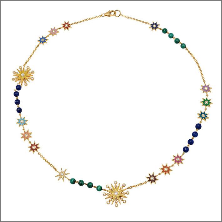 Collana della collezione Galaxia