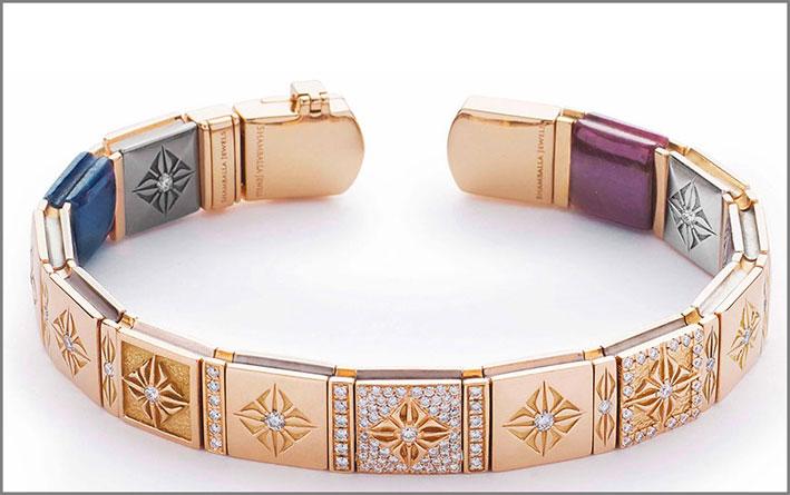 Shamballa Jewels, bracciale SJ Flip