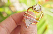 Il modo corretto di afferrare un anello