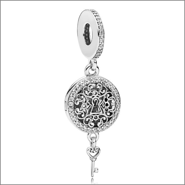 Pandora, ciondolo in argento