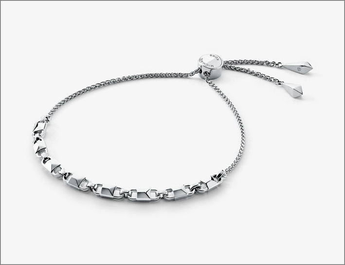 Michael Kors, bracciale in argento sterling