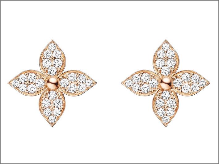 Orecchini Louis Vuitton Star Blossom