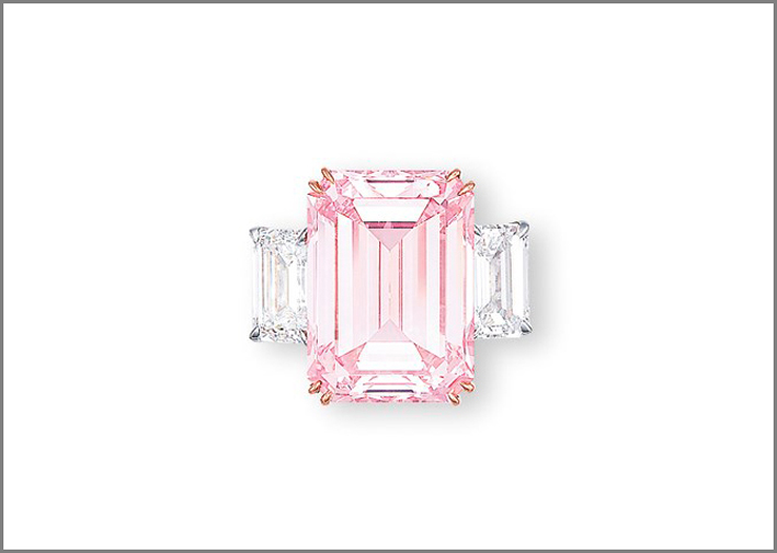 The Perfect Pink, diamante rosa venduto per 23,3 milioni di dollari