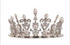 Tiara della collezione Ballarino Cavour