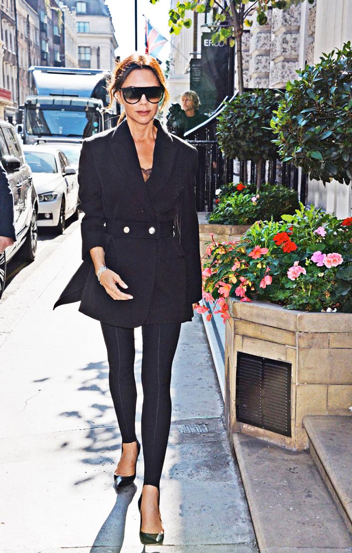Victoria Beckham a Londra