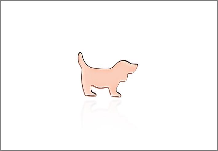 Elemento cane della collezione Sweet Home