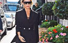 Victoria Beckham con bracciale Tiffany