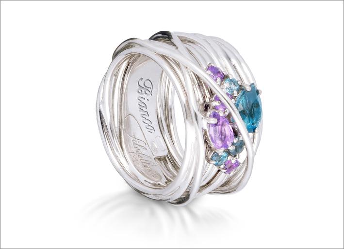 l'ultimo bd1cd f56fe Nuovi anelli Filodellavita - Gioiellis