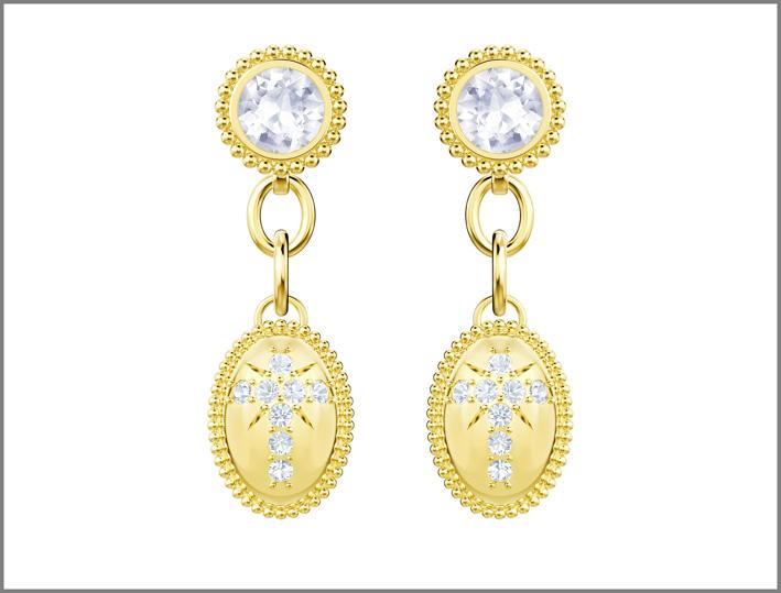 Swarovski, Magnetic earrings