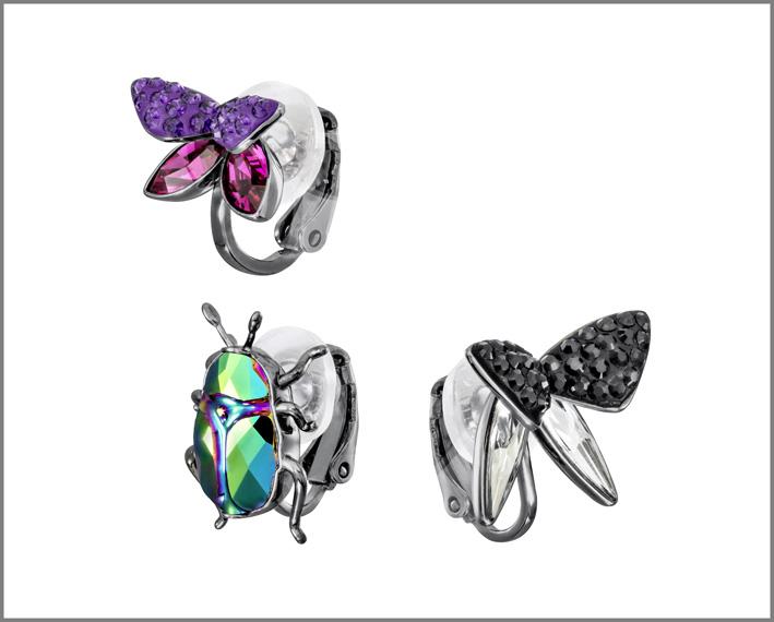 Magnetic earrings clip