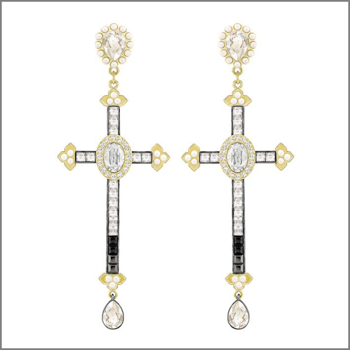 Millennium earrings