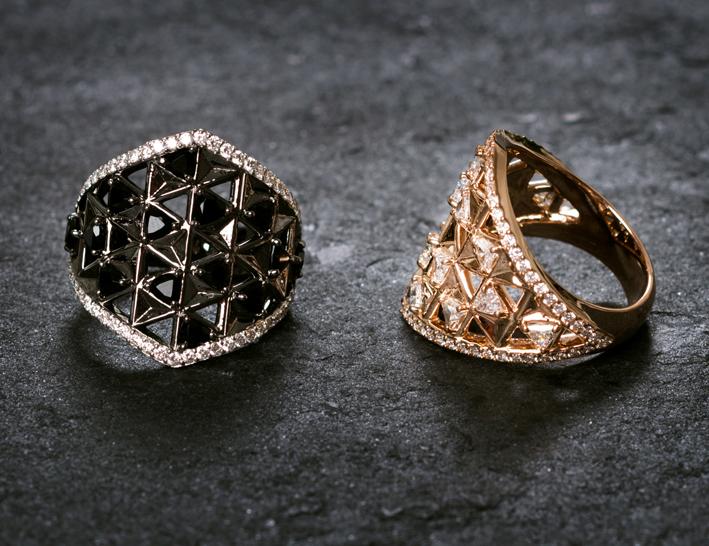 Anelli della Amara collection