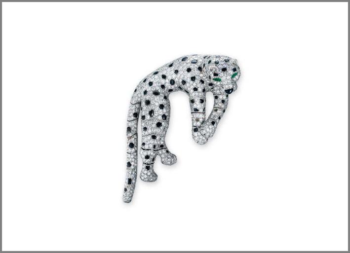 Spilla Panthére di Cartier