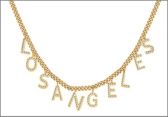 Brosway, collana della Veronica Ferraro Capsule Collection