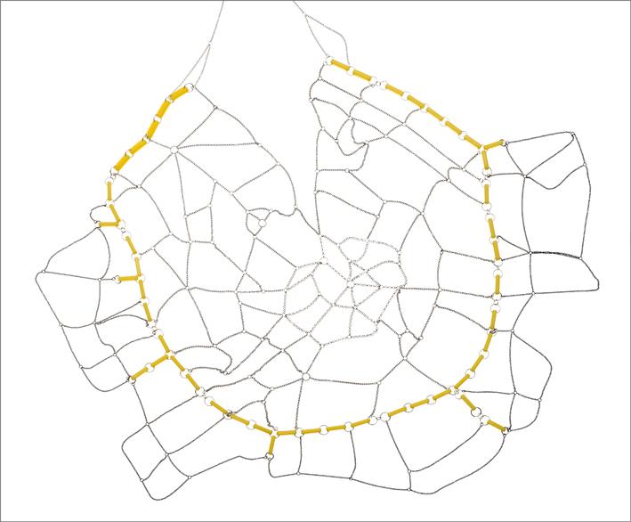 Giulia Savino, maps Milano