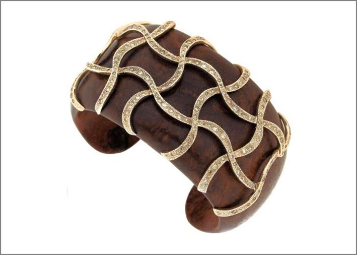 Vendorafa, bracciale della collezione Tribal
