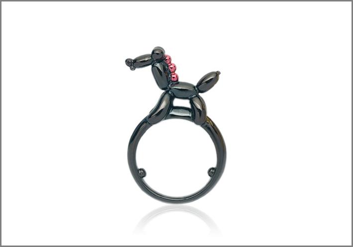 Anello per lo zodiaco cinese, Cavallo