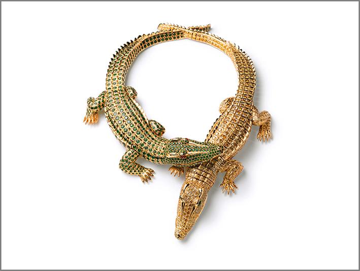 La collana creata nel 1975 per María Félix