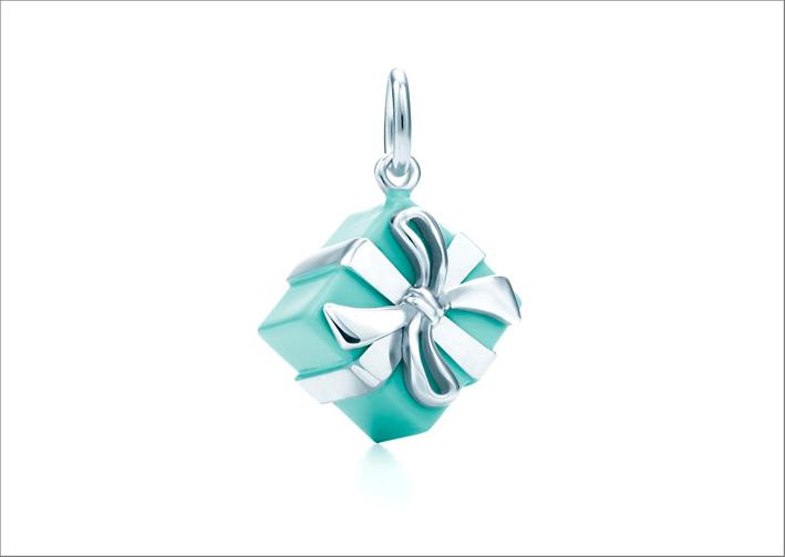 Ciondolo Tiffany (320 euro)