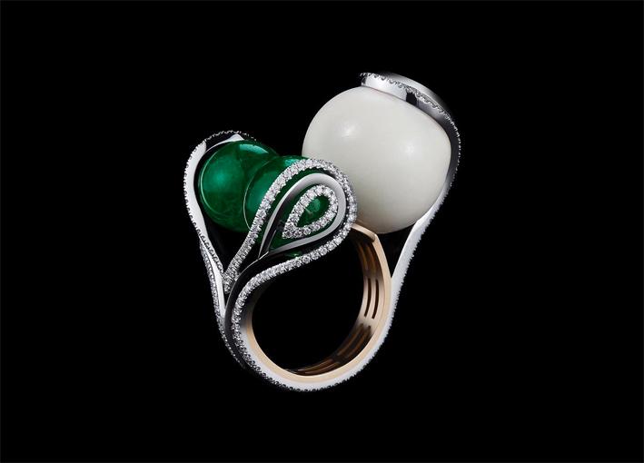 Sphere ring di Alexandra Mor