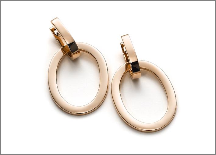 Mattioli, orecchini della collezione Aruba