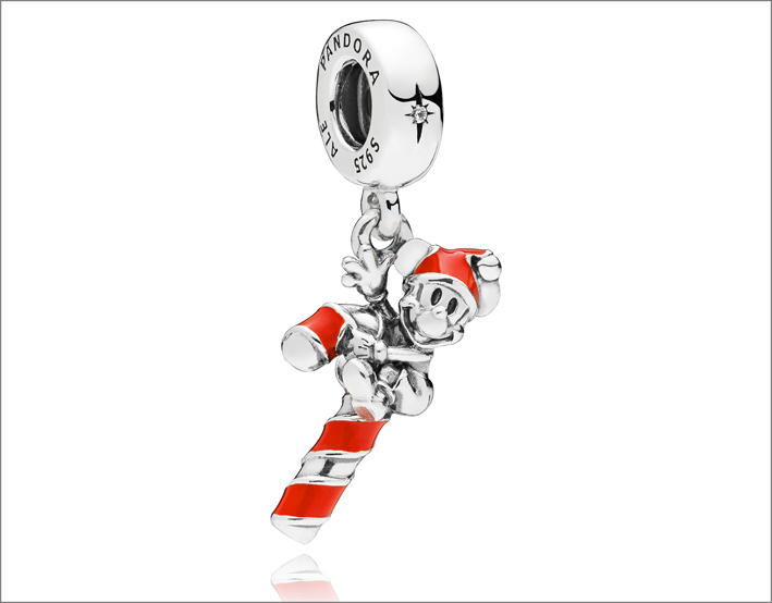 Charm con MIckey Mouse Christmas