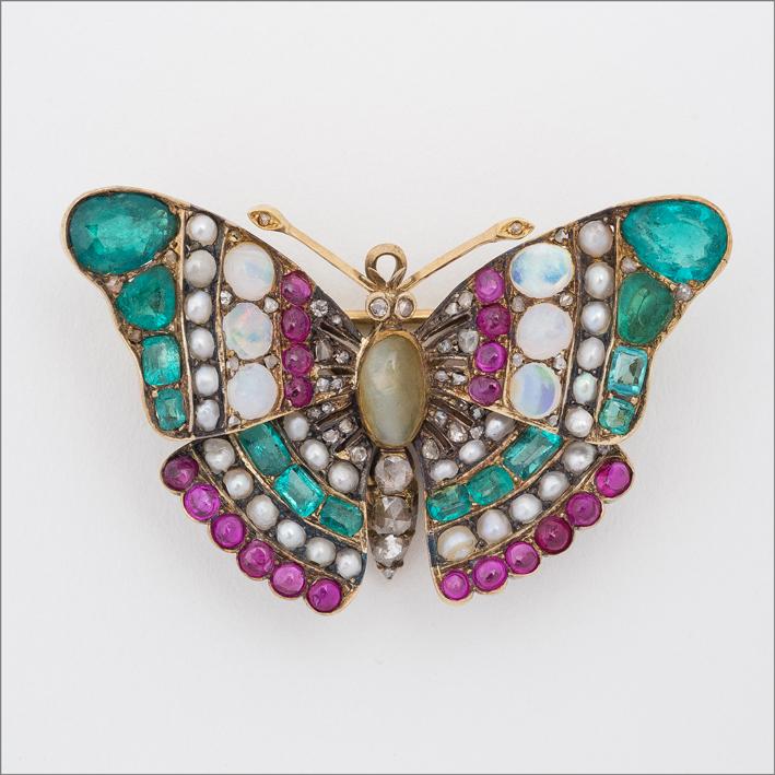 Spilla Butterfly