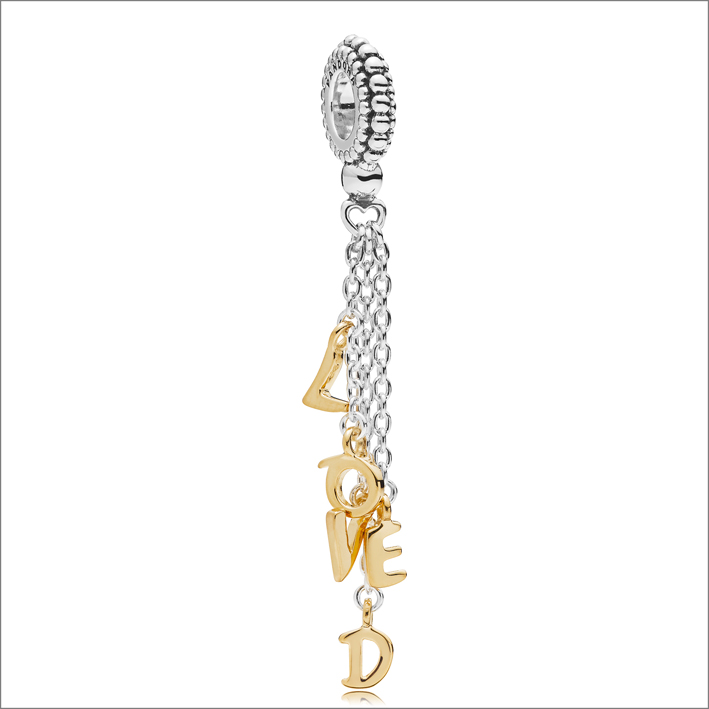 Charm Loved in Shine e argento sterling 925