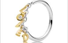 Pandora, anello in Shine e argento sterling 925 con zirconia cubica