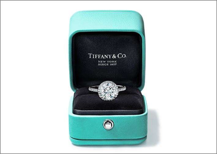 Solitaire di Tiffany
