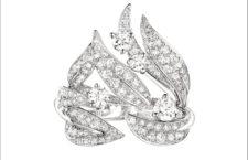 Chaumet, anello con diamanti