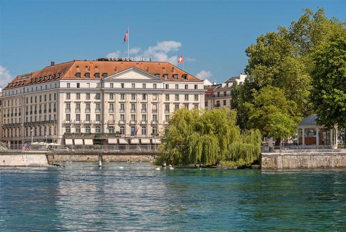 Hotel Four Season di Ginevra